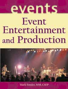 Event Entertainment and Production Book