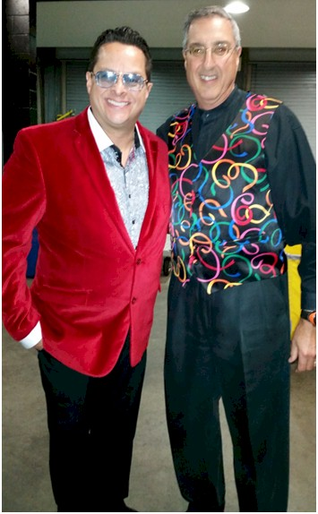 Tito Puente Jr. with Mark Sonder